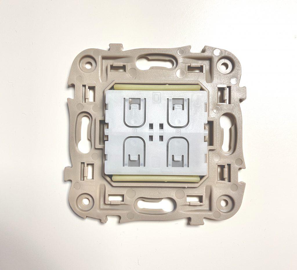 EnOcean Modul zur Energiegewinnung ohne Batterien und Strom.
