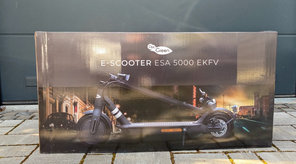 Doc Green E Scooter Esa 5000
