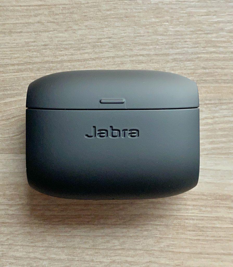 Jabra Elite Gehäuse zum Aufladen der In-Ear Kopfhörer.