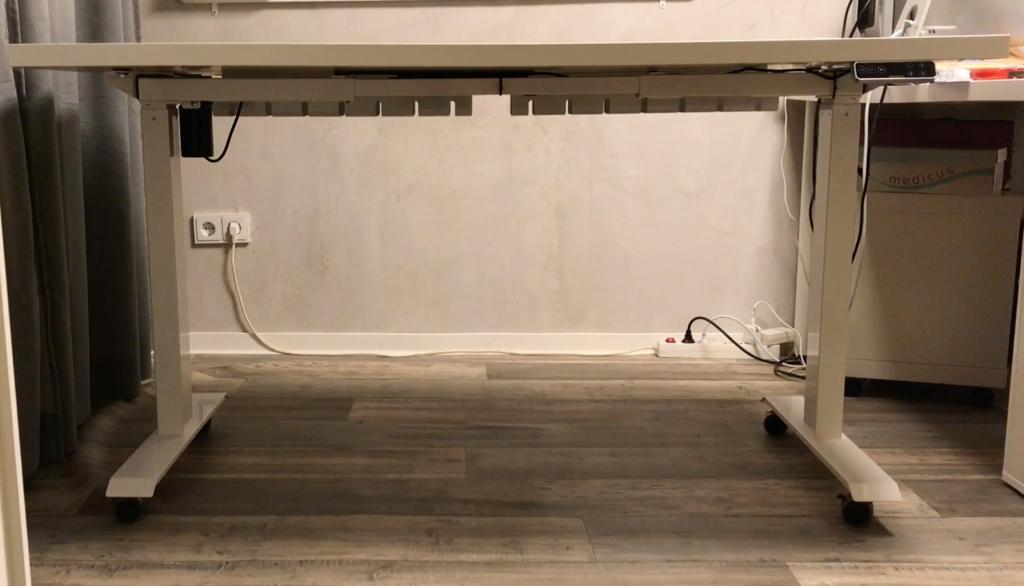 Untergestell Flexispot EZ1 elektrisch höhenverstellbar