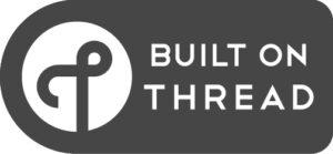 Logo des neuen Funkstandard Thread.