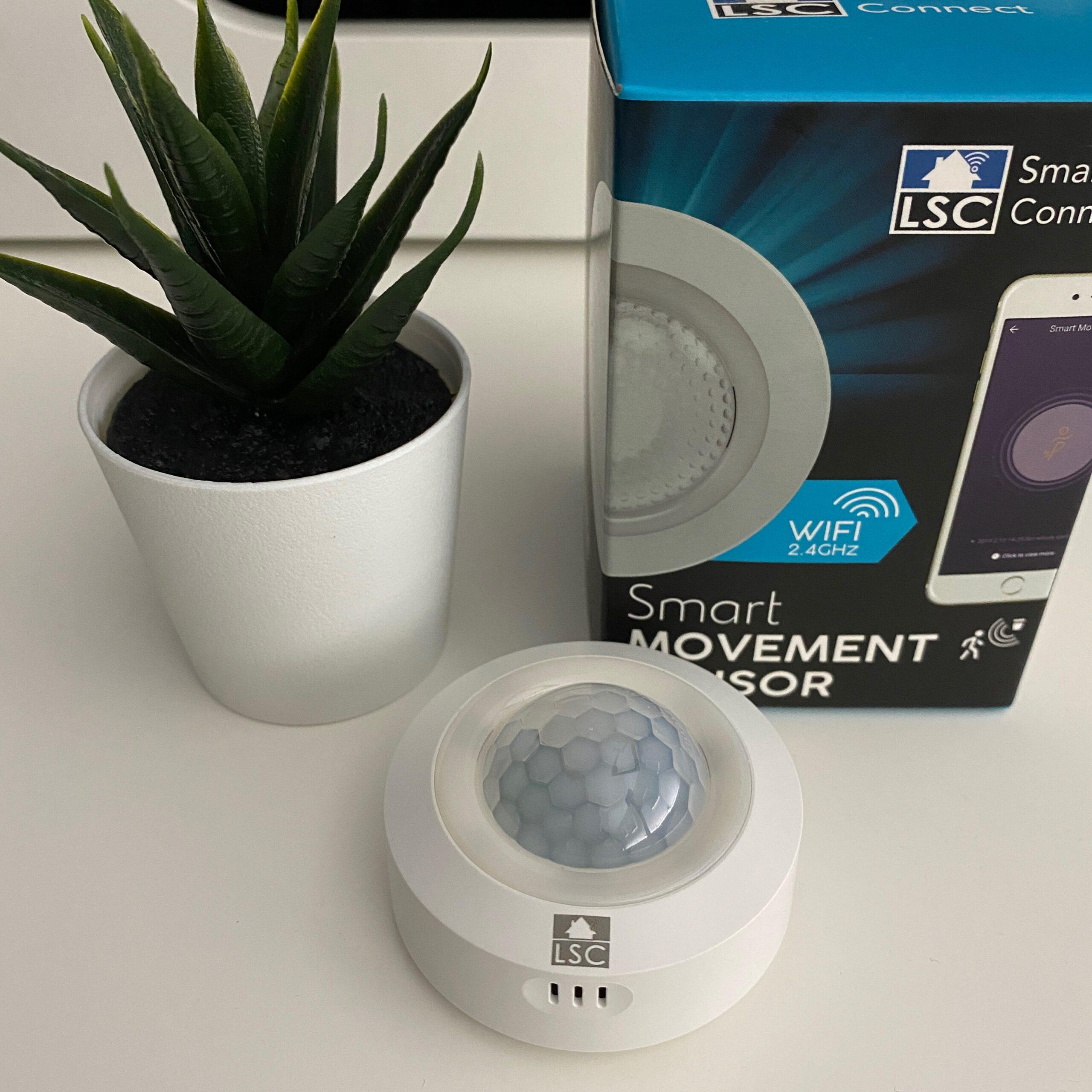 Design des LSC Motion Sensor der Kette Action